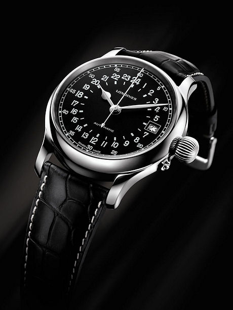 Longines 24 Hour Pilot's Watch